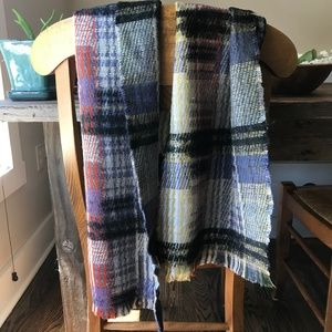 Part Wool Winter Scarf